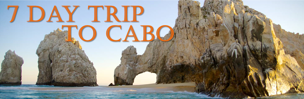 Cabo Trip Raffle